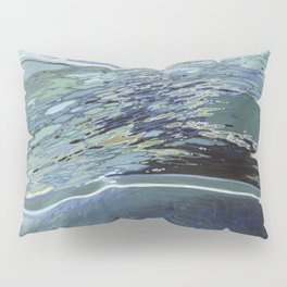 Deep Ocean Vast Sea Pillow Sham