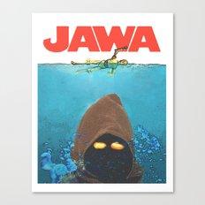 JAWA Canvas Print