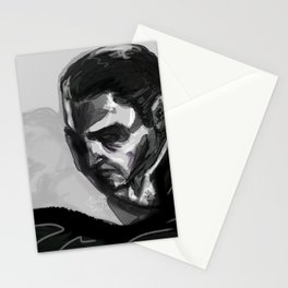 Bela Lugosi is dead Stationery Cards