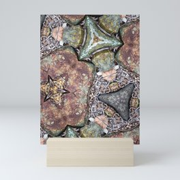 Rock Garden #1 Mini Art Print