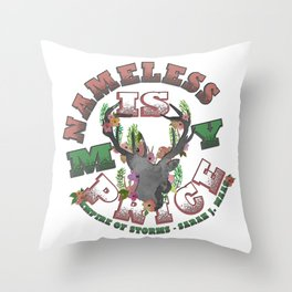 Empire of Storms - Nameless Is My Price Throw Pillow