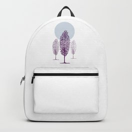 Cold Trees Backpack