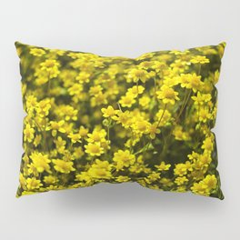 Wild Flowers Pillow Sham