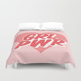 GIRL POWER Duvet Cover