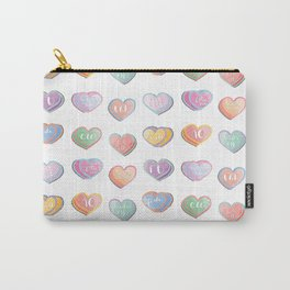 not your valentine. Carry-All Pouch