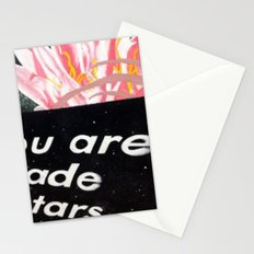 YOU ARE MADE OF STARS Stationery Cards