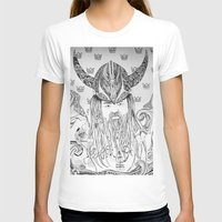 viking T-shirts featuring Viking by Infra_milk