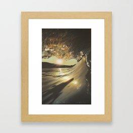 'Follow the Sun' Framed Art Print