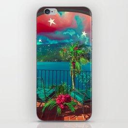 Island Home iPhone Skin
