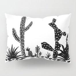 Minimal Desert Pillow Sham