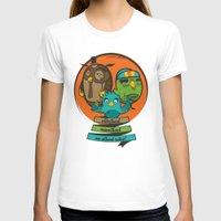 school T-shirts featuring school by blablasah