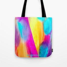 Silk Fiesta Tote Bag