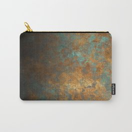 Oxidyzed copper Carry-All Pouch