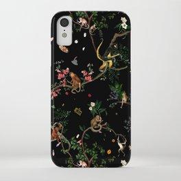 Monkey World iPhone Case