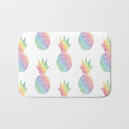 Billy Rays Pineapple Bath Mat