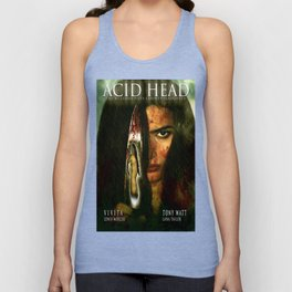 Acid Head: The Buzzard Nuts County Slaughter (2011)' - Movie Poster Unisex Tank Top