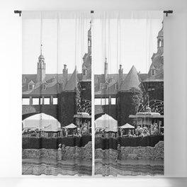 1890 Narragansett Towers & Casino, Narragansett, Rhode Island Blackout Curtain