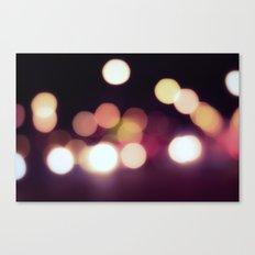 Sweet Sparkles Canvas Print