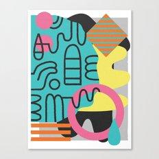 Lallibela Canvas Print