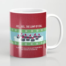 Lump of Coal / Christmas Sweater Mug