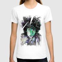 dylan T-shirts featuring Bob Dylan by Irmak Akcadogan