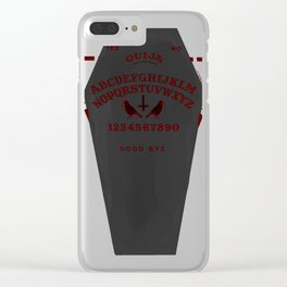 Death Do Us Part? Clear iPhone Case