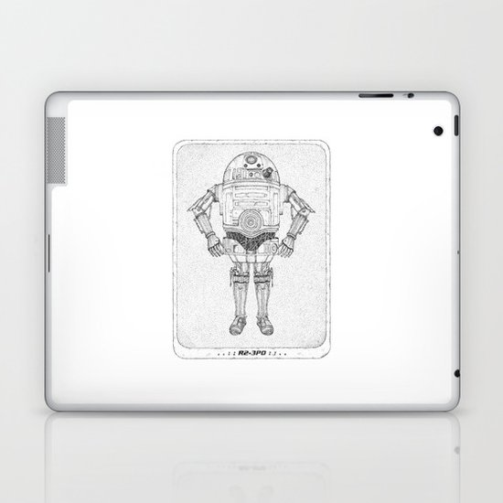 R2 3PO Laptop & iPad Skin