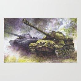 IS-3 Tanks Rug