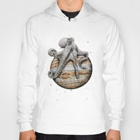 celestial Hoodies featuring Celestial Cephalopod by J.P Ormiston
