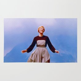 Julie Andrews, Sound of Music Rug