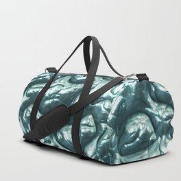 Funky Alien Brain 2C Duffle Bag