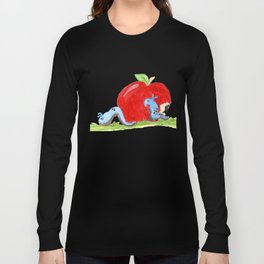 Why You Always get first bite? Long Sleeve T-shirt
