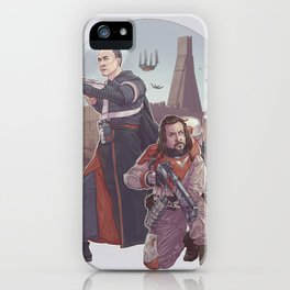 I Don't Need Luck iPhone Case