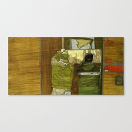 Ceased Canvas Print