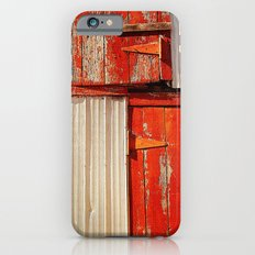 'COUNTY GRID' Slim Case iPhone 6s