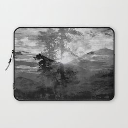 And With the Trees... Laptop Sleeve