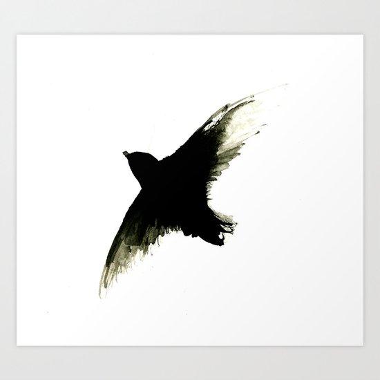 Bird Design Art Print
