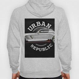 car - M Benz draw Hoody