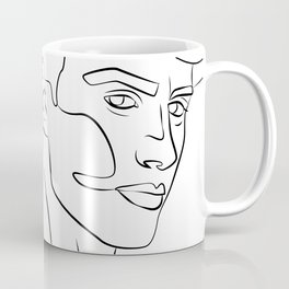 SIDE LOOK Coffee Mug