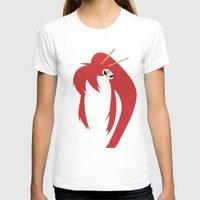 gurren lagann T-shirts featuring Minimalist Yoko by 5eth