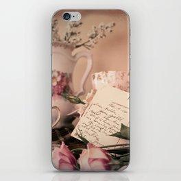 Dear Hilda iPhone Skin