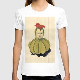 Creepiest Yet Most Wonderful Pincushion Ever in Gouache T-shirt
