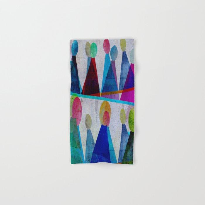 Volkslauf Hand & Bath Towel