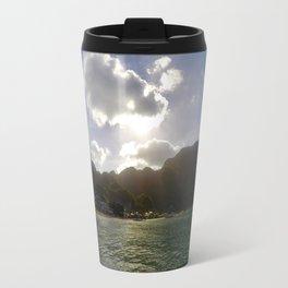 El Nido Bay Travel Mug