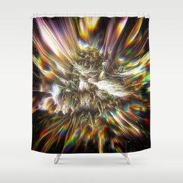Arrogant Colours, Insecure Generations 242 Shower Curtain