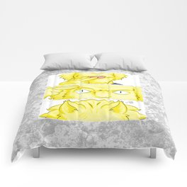 Natural Demographic #1 Comforters