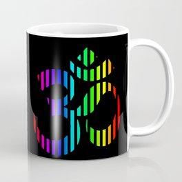 Techno Om Yoga Coffee Mug