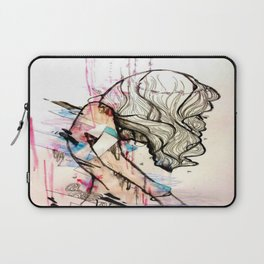 Collapsing Structures Laptop Sleeve