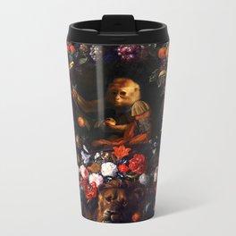 Prince Monkey Metal Travel Mug