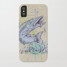 Pike Dream iPhone X Slim Case